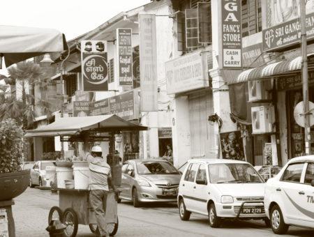 Patience in Penang