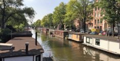 Unique Places to Stay: Renting an Amsterdam Houseboat