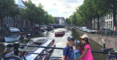 Exploring Amsterdam with Kids