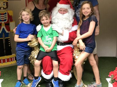 Christmas Activities with Kids in Melbourne