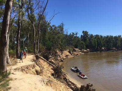 Camping Weekend 1 – Murray River