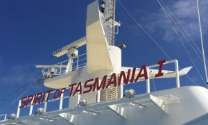 Spirit of Tasmania with Kids