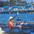 Australian Open with Kids