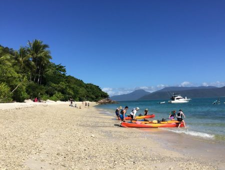 A Cairns Day Trip: Fitzroy Island