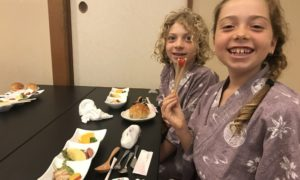 What to Expect at a Ryokan with Kids in Japan