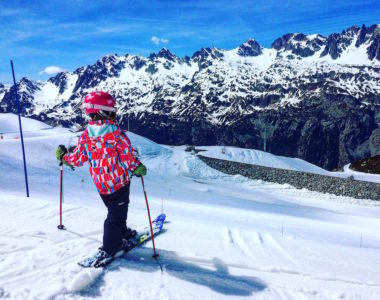 Winters in the Alps and Using Airbnb to Rent out your Home