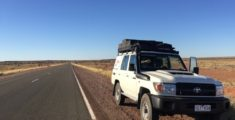 Road Trip: Driving Melbourne to Uluru