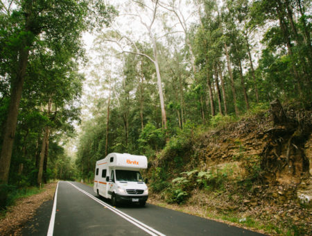 Planning a Family Campervan Holiday in Australia