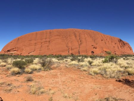 Our Tips for Exploring Uluru with Kids