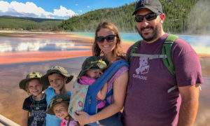 Let's Travel Family: Meet This Full-Time RV Travelling Family