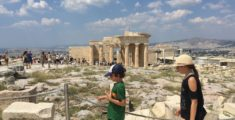 Our Guide to Athens with Kids
