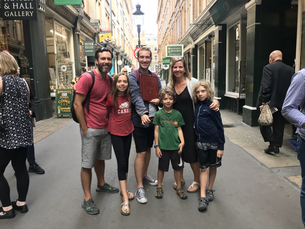 The Best Things To Do In London With Kids 5 Lost Together