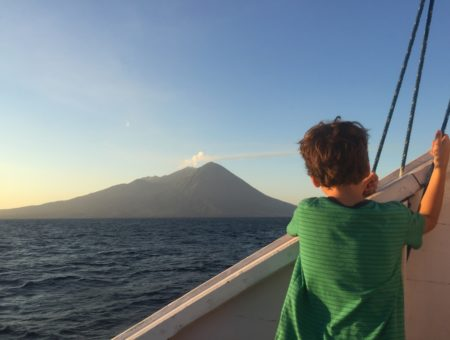 Exploring Komodo: Flores to Lombok Boat Trip with Kids