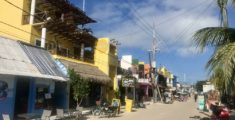 Visiting the Magical Isla Holbox with Kids