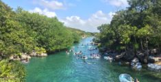 Water, Water and More Water: Tips for Visiting Xel-Ha with Kids