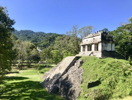 Visiting Palenque: Land of Ruins, Waterfalls and Jungle