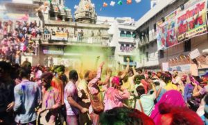 Week 7 Travel Update: Enjoying Rajasthan and Celebrating Holi