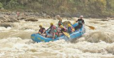 Nepal with Kids: Family Rafting Trip
