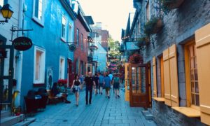 48 Hours in Quebec City